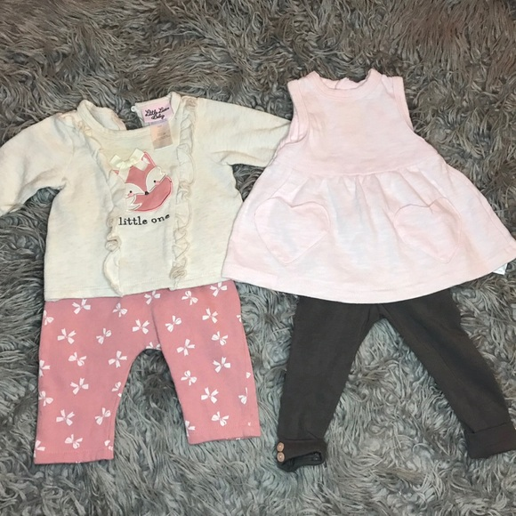 Baby girl 0-3M 🎀 sets